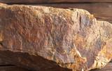cracked granite red stone texture.