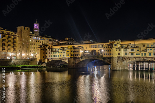 Wall mural Firenze, Ponte Vecchio