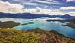 Quadro Atlin Lake in Kanada