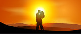 Valentinstag Romantik - 243703423