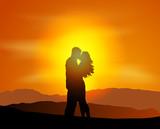 Valentinstag Romantik - 243703458