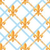 Golden baroque rich luxury vector pattern - 243805656