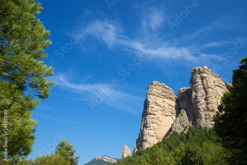 Masmut Rocks view