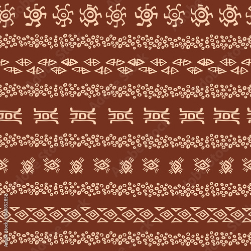 Vintage graphic vector pattern. African ornament. Can be used for textile, book,  dress,  prints, phone case, greeting card.