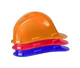 safety helmets - 243865613
