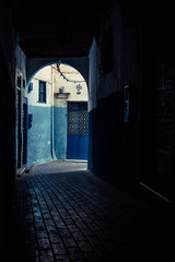 Old City/Medina Alley © mehdivir