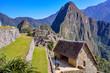 Machu Picchu entrance