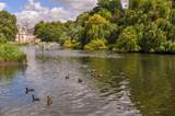Fototapeta Londyn - Londra - Saint James Park © Roberto Montanari