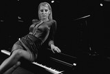 Romantic touch of a piano - 244030243