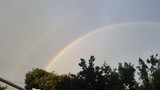 Fototapeta Tęcza - doppio arcobaleno © Vincent