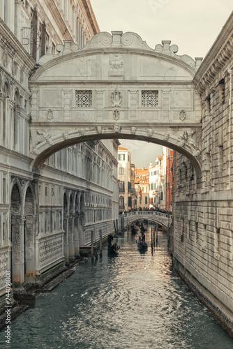 The Venetian landscape