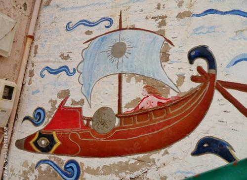 Murales maritim - 244111668