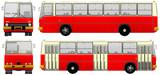Autobus z czasów PRL