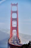 Fototapeta Fototapety pomosty - Golden Gate Bridge, San Francisco, California © haveseen