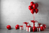 Valentines day concept - 244164058