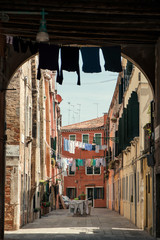 View. of Venice