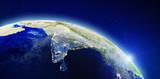 Asia - India and Sri Lanka