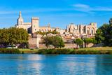Fototapeta Fototapety miasto - Palace of the Popes, Avignon © saiko3p