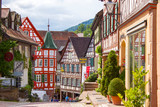 Schiltach in Black Forest, Germany - 244347858