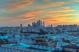 Fototapeta Miasto - Moscow Skyline - Russia © demerzel21