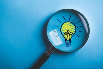 Creative Idea And Innovation Concept