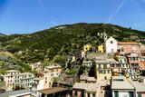 Fototapeta Do pokoju - riomaggiore cinque terre italy, in cinque terre, Liguria, Italy © underworld