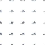 Fototapeta Dinusie - dinosaur icon pattern seamless white background © HN Works
