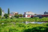 Fototapeta Fototapety miasto - Plovdiv -new part of the city, Bulgaria © anilah