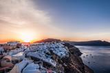 Sunrise, Santorini, Greece