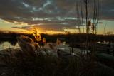 Fototapeta Zachód słońca - Atardecer © rrenis2000