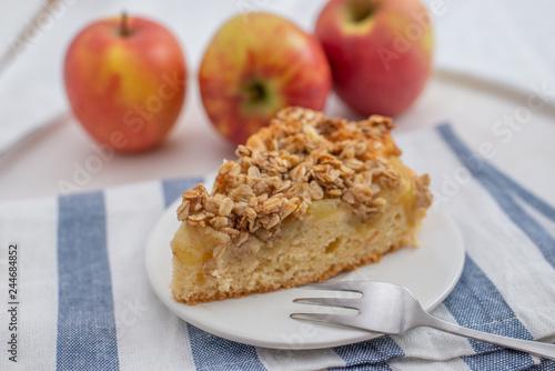 Sticker Apple Pie