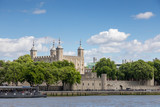 The White Tower and the Tower of London