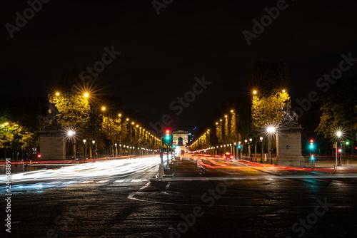 Sticker Les Champs-Élysées