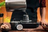Coffee Making With Moka Pot - 244710058