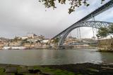 Fototapeta Fototapety pomosty - Architecture and Streets of rainy Porto, Portugal. © Alexander Avsenev