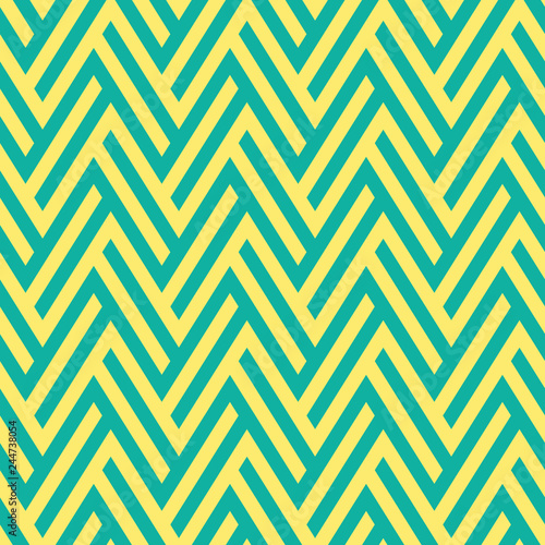 seamless chevron pattern - 244738054