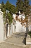 Fototapeta Na drzwi - Slope in Granada, Andalusia, Spain © monysasi