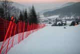 stok narciarski bezpieczeństwo - 244816893