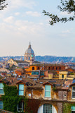 Fototapeta Fototapety miasto - Old Vatican Town of Rome, Italy in Europe © andiz275