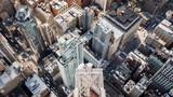 Fototapeta Fototapeta Nowy Jork - Dive in NY © mickael