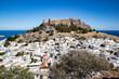 Lindos und seine Akropolis