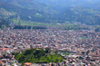 Cityscape in the Andes - 245004048