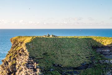 coast of atlantic - monk settlement © danicrisan