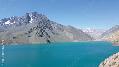 Cajon del Maipo - Embalse El Yeso - Chile