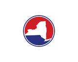 New York Circle Logo Icon 001