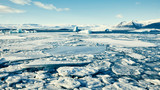 Fototapeta Fototapeta z niebem - Islande © YB
