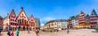 Römer, Römerberg, Frankfurt am Main, Deutschland