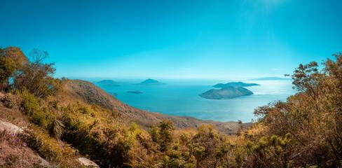 Gulf of Fonseca, View from Espiritu de la Montana © Joey