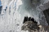 Icicles of Lake Baikal