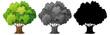 Set of isolated tree - 245262692
